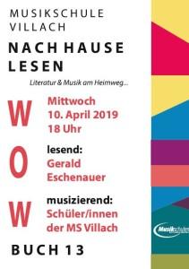 Flyer Musikschule