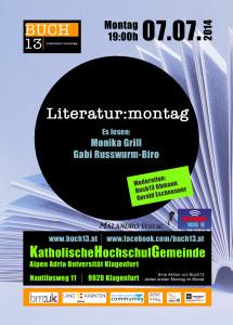 KLAFU_Literaturmontag_Juli14